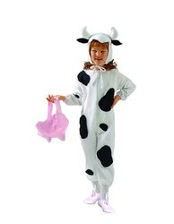 Cow Costume Child Toddler (2-4)