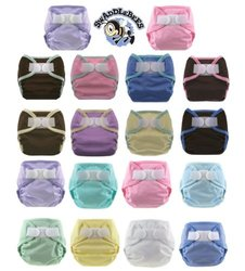 Swaddlebees ABC Cloth Diaper Cover