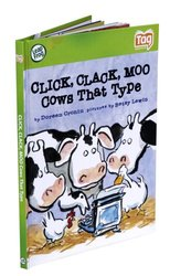 LeapFrog®  Tag Kid Classic Storybook Click, Clack, Moo, Cows That Type
