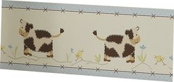 Sumersault Moo Cow Wallhanging
