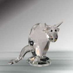 Crystal Cow #6235