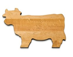 JK Adams Novelty Cow Cutting Board