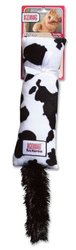 KONG Kickeroo Pattern #2 Catnip Cat Toy, Cow
