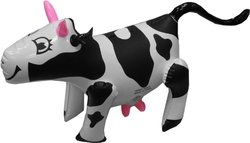 18' Inflatable Toy Cow