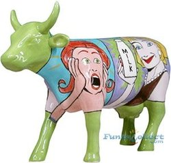 COW PARADE LACTOSE INTOLERABULL
