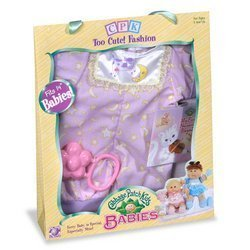 Cabbage Patch Babies: My First Nursery Rhyme - Lavender Cow and Moon Outfit