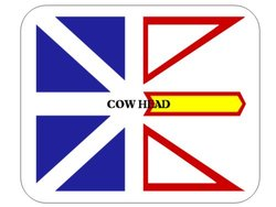 Canadian Province - Newfoundland, Cow Head Mouse Pad