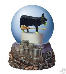 Cow Parade - Wizard of Oz 85mm Water Globe Set of 5