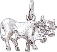 Cow Charm by Rembrandt Charms