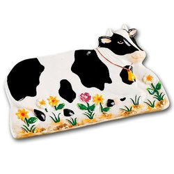 COW TRIVET/SPOON REST *NEW!*