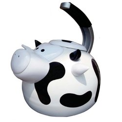 Whistling Tea Kettle - Cow