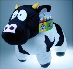 13' South Park Cow Plush Doll