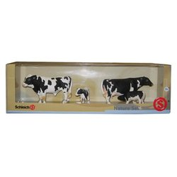 Holstein Cow Family Set, Large