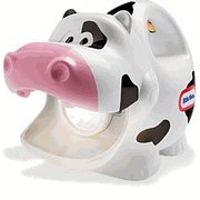 Little Tikes Glowin' Cow Animal Flashlight