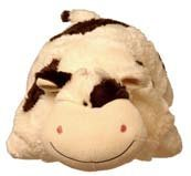 Plush Cozy Cow Pillow Pets Large 18'