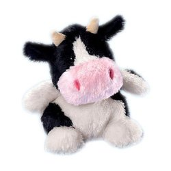Plush Luvvies Fred Cow 6'