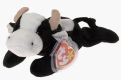 Ty Beanie Babies - Daisy the Cow