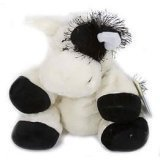 Webkinz Virtual Pet Plush - Kinz Klip - COW